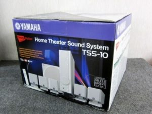 ヤマハ ホームシアター Home Theater Sound System スピーカー TSS-10 未使用
