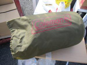 コールマン 寝袋