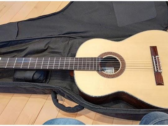 町田市にて クラシックギター コダイラ AST100S を出張買取しました