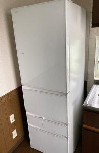 冷蔵庫 東芝 GR-R41GXV 2019年製