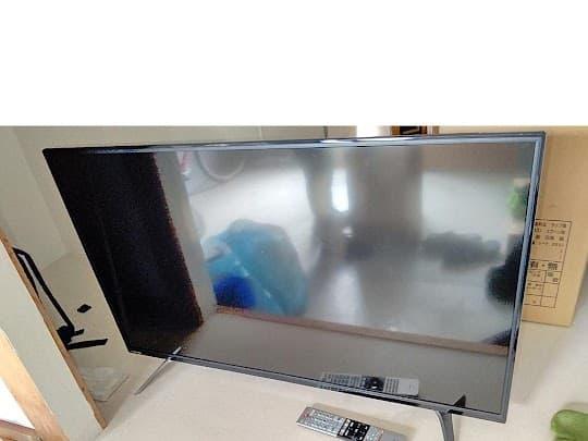 武蔵野市にて液晶テレビ 東芝 43C310X 2018年製 を出張買取しました