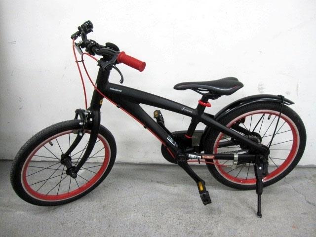 渋谷区にて ブリヂストン レベナ アルミフレーム 自転車 18インチ を出張買取致しました