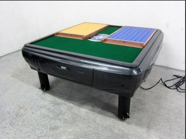 小平市にて 雀卓ファクトリー WMT P33 全自動麻雀卓 デカ牌 2020 を出張買取致しました