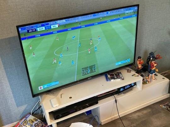 練馬区にて 液晶テレビ オリオン OL50RD100 2019年製 を出張買取致しました