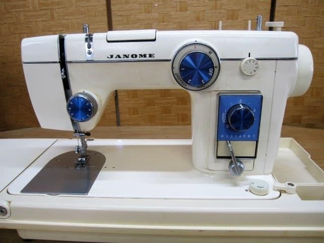 ジャノメ804ミシン
