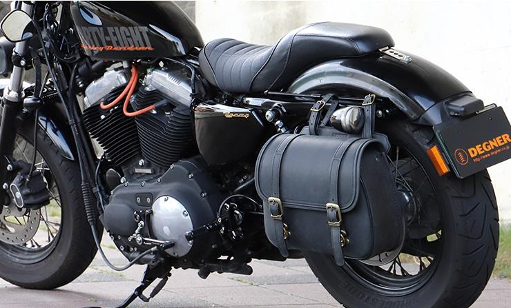 バイク用サイドバッグ 買取価格